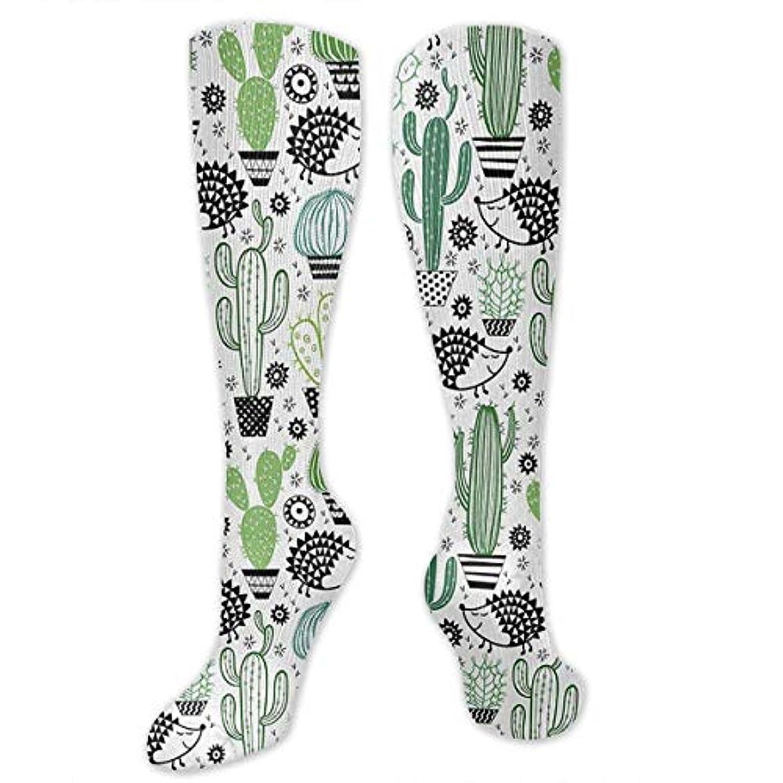 減少きしむリテラシー靴下,ストッキング,野生のジョーカー,実際,秋の本質,冬必須,サマーウェア&RBXAA Faery Hedgehog Socks Women's Winter Cotton Long Tube Socks Knee High...