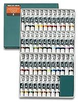 Turner Acryl Gouache Japanesque 45 Color Set 20 ml Tubes by Turner
