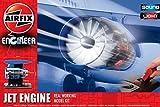 ジェットエンジン(リアルワーキング) プラモデル