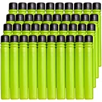 High Quality. Dart 40-Pack, Green with Black Tip