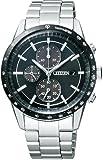 [シチズン]CITIZEN 腕時計 Citizen Collection シチズン コレクション Eco-Drive エコ・ドライブ メタルフェイス クロノグラフ CA0454-56E メンズ