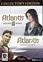 Atlantis Collector's Edition (PC DVD) (Atlantis 3 the New World & Atlantis Evolution) (輸入版)