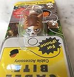 ハイキュー ケーブルバイト 孤爪 研磨 ネコ 音駒 iPhone用 ジャンプショップ 限定 週刊少年ジャンプ