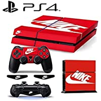MATTAY NIKE ShoeBox Whole Body Vinyl Skin Sticker Decal Cover for PS4 Playstation 4 System Console and Controllers by MATTAY [並行輸入品]