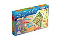 Geomag Magnet Set ジオマグ マグネットセット60 ピーセス [並行輸入品]