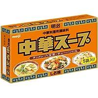 中華スープしお味 (8g×5袋)×10箱