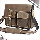 HOUCHOUZOKU 庖丁族 本革鞄 メンズ ショルダーバッグ 本革 PULL OF LEATHERのポケット満載の機能性 革 バッグ A4収納 929038CF (COFFEE)