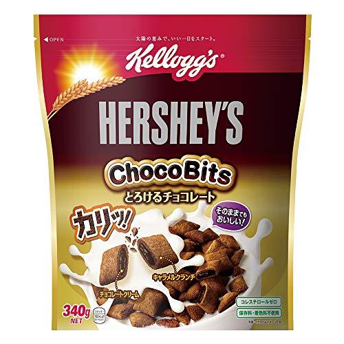 ハーシー チョコビッツ トロケルチョコレート 340g×6袋
