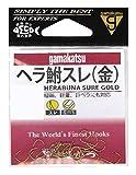 がまかつ(Gamakatsu) ヘラ鮒スレ フック 金 8号 釣り針