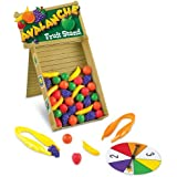 Learning Resources Avalanche Fruit Stand Colour and Fine Motor Skills Game