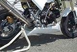 ノジマエンジニアリンング(NOJIMA ENGINEERING) Z1000レプリカ アンダーカウル ストリート&レース共通 FRP 白ゲル KSR110(03-08) NCW621UC-WT