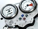 R&G(アールアンドジー) Instrument Fascia アルミニウム BONNEVILLE T100 [ボンネビル](/SE) THRUXTON 900 [スラクストン](08-12) RG-IF0002SI