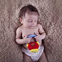 WOD Toys Baby Kettlebell Plush Kettle - Safe Durable and High Quality Toy for Kids Fitness [並行輸入品]