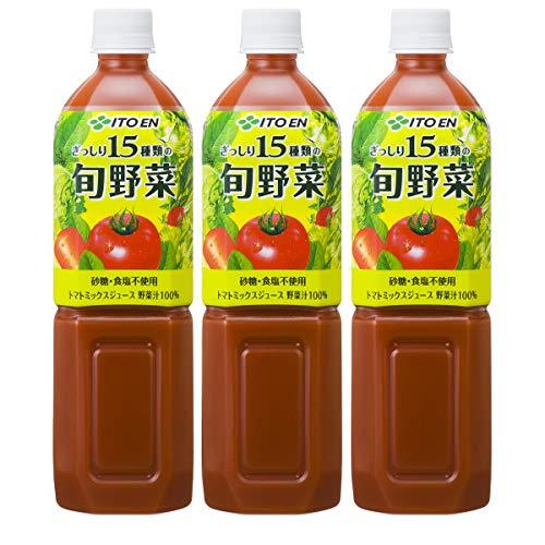 ぎっしり15種類の旬野菜 ペット900ml×3本