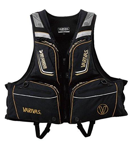 モーリス(MORRIS) ライフジャケット バリバス フローティングベスト LL ブラック VAL-12