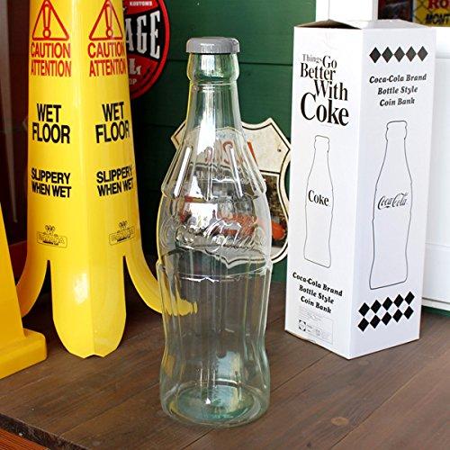超ビッグなコーラのボトル貯金箱!!【コカ・コーラ ジャンボボトルバンク】Coca colaアメリカ雑貨アメリカ...