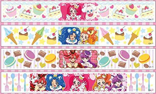 キラキラ☆プリキュアアラモード シリコンキャラブレス ガムつき 12個入りBOX (食玩)
