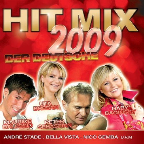 Hit Mix 2009-Der Deutsche
