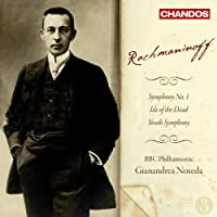 Rachmaninov: Symphony No. 1/Youth Symphony/The Isle of Dead