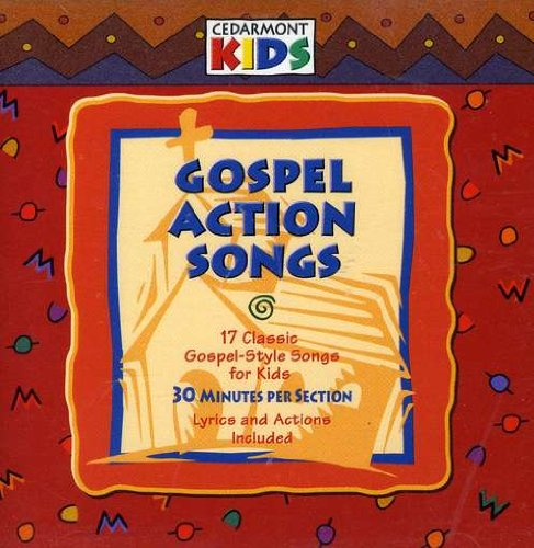 Gospel Action Songs (Blister)
