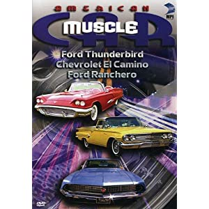 American Musclecar: Ford Thunderbird & Chevrolet [DVD] [Import]
