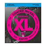 D'Addario ダダリオ ベース弦 EXPコーティング Long Scale .045-.100 EXP170 【国内正規品】