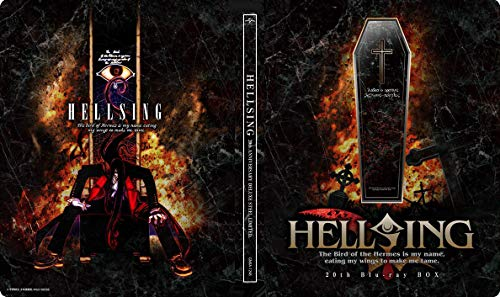 HELLSING OVA 20th ANNIVERSARY DELUXE STEEL LIMITED [Blu-ray]