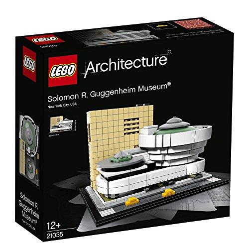 レゴ(LEGO)アーキテクチャー ソロモン・R・グッゲンハイム美術館 21035
