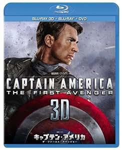 キャプテン・アメリカ/ザ・ファースト・アベンジャー 3Dスーパーセット [Blu-ray]