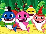 クリスマスサメのかぞく