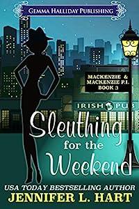 Mackenzie & Mackenzie PI Mysteries 3巻 表紙画像