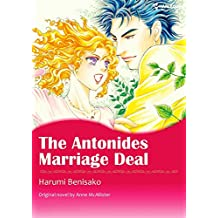 THE ANTONIDES MARRIAGE DEAL (Harlequin comics)