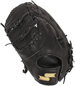 エスエスケイ(SSK) ソフトボールゴッドナイン捕手・一塁手用 GNSF7030 90 ブラック 左投げ