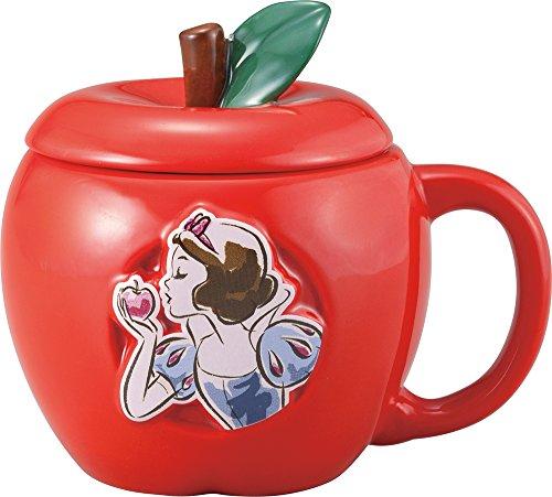 ディズニー 「 白雪姫 」 白雪姫 りんご マグカップ 10.5cm SAN2886
