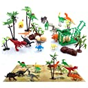 Haoun 恐竜のおもちゃ 恐竜セット 恐竜 フィギュア