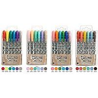 Ranger Tim Holtz 48 Distress Crayons Sets #4#5#6#7 [並行輸入品]