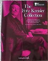 バイオリン フリッツ・クライスラー曲集 第一巻 ピアノ伴奏譜付き