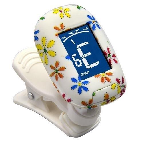 RoomClip商品情報 - Rowin LT-36 Clip Digital Tuner/ローウィン クリップデジタルチューナー (4)フラワー)