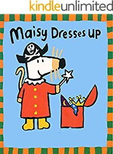 Maisy Dresses UP: Children's Enlightenment Picture Book (English Edition)