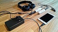 スマホ・タブレットワイヤレスマイク・音声モニターセット WMO-001