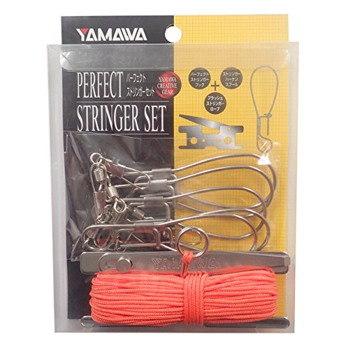 ヤマワ産業(Yamawa Sangyo) パーフェクトストリンガーセット / フラッシュオレンジ
