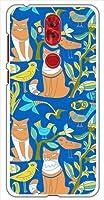 sslink ZenFone5Q ZC600KL ASUS ハードケース ca1324-2 CAT ネコ 猫 スマホ ケース スマートフォン カバー カスタム ジャケット SIMフリー