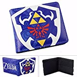 New Design Nintendo Game The Legend of Zelda Wallet