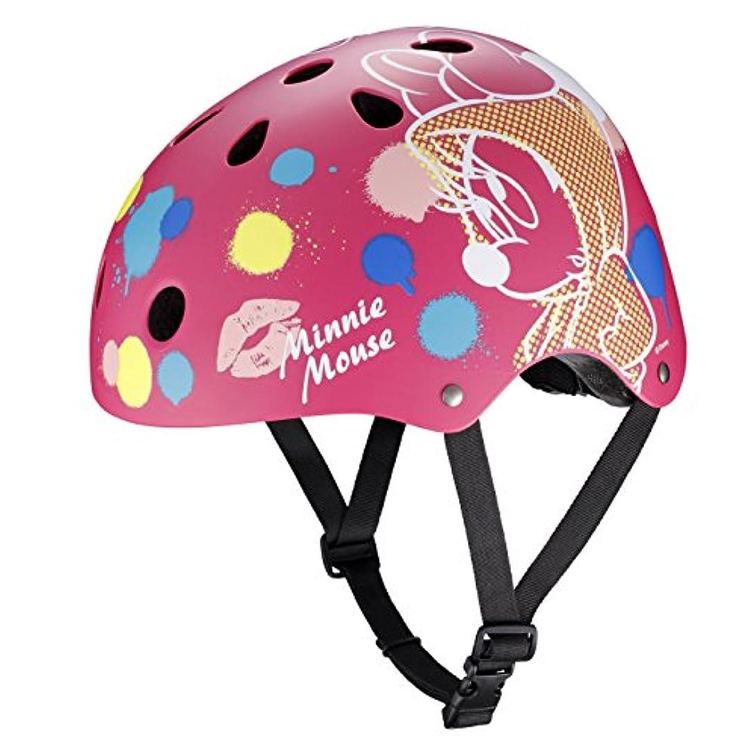 突撃主にコンパスストリートヘルメット ミニーマウス