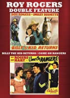 Billy The Kid Returns/Come On Rangers [DVD]