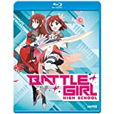 Battle Girl High School Blu-Ray(バトルガール ハイスクール 全12話)