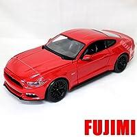 2015 Ford Mustang GT Red 1:18 Maisto 【 フォード マスタング レッド ミニカー 新型 ニューモデル マイスト ダイキャストカー 1/18 】