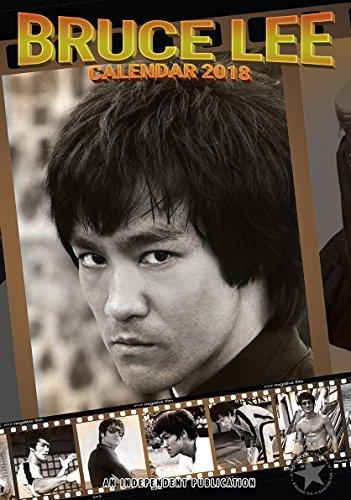 Bruce Lee 2018 Calendar ( ブルース・リー 2018年 カレンダー )