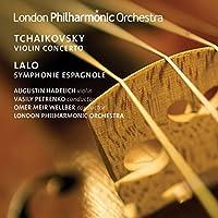 チャイコフスキー:ヴァイオリン協奏曲/ラロ:スペイン交響曲