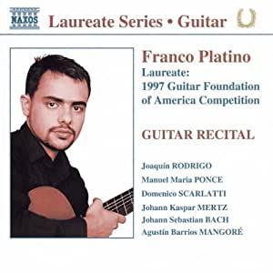 Guitar Recital By Franco Plati